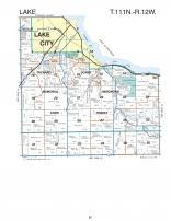 Lake T111N-R12W, Wabasha County 1999